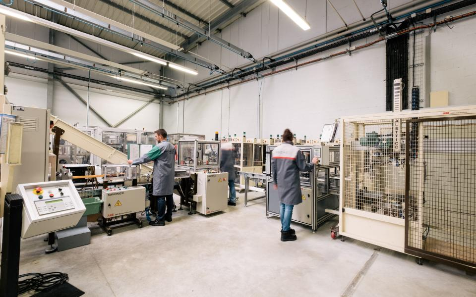 Maintenance industrielle Beauvais